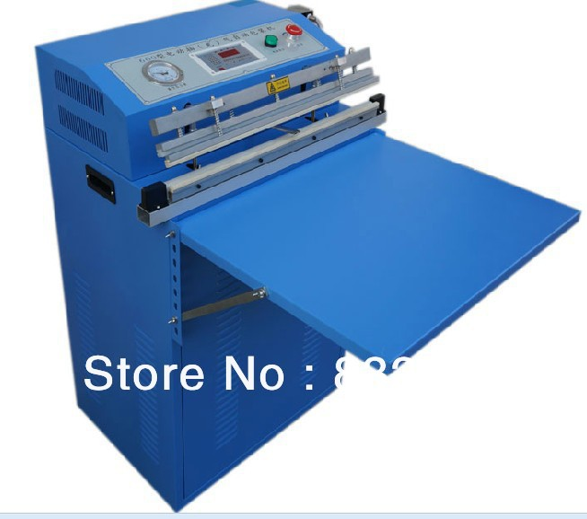 Stand-up type External Vacuum Packer in the production of Tea, food, medicine, electronic components, precision instrument(China (Mainland))