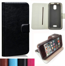 Buy cunzhi 100% Original Flip PU Leather Cover For Doogee X20 / X20L Case Special Holster (Gift Touch Pen + Tracking) for $5.02 in AliExpress store