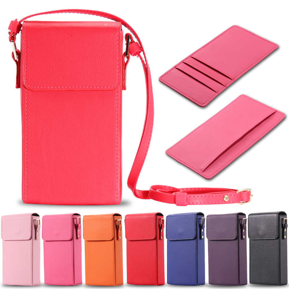 20pcs/Lot Leather Pouch Case For iPhone 5 5s 6 6s Plus For Samsung S5 S6 Edge Plus For Galaxy Note 5 4 3 2 Flip Phone Cover
