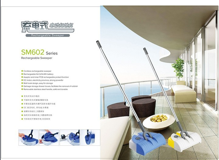 Best seller SM602 multipurpose Rechargeable Wireless vacuum cleaner(China (Mainland))