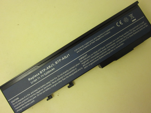 5200mah Laptop Battery For Acer Aspire 2420 2920 2920Z 3620 3640 3670 5540 5550 5560 5590 Extensa 3100 4120 4130 4220 4230 4420(China (Mainland))