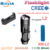 zk50 CREE XM L2 3500LM led Flashlights Aluminum 5-mode Zoomable cree led lanterna Waterproof Torch lamplight for 1×18650 battery