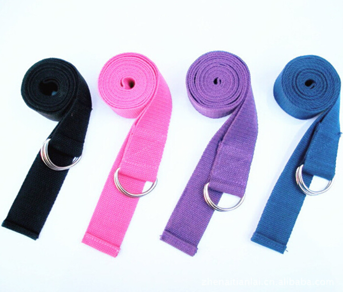 180*3.8cm Yoga Pilates Body Building Stretch Resistance