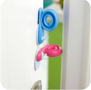 Упаковка из 3шт дети безопасный комикс улитки дверь карта младенцы дверь пробка клип безопасность