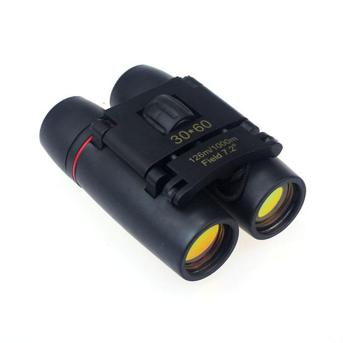 2015 New Zoom Binoculars 30x60 126 1000m Outdoor Folding Telescope High power Rapid Focusing Vision Hunting