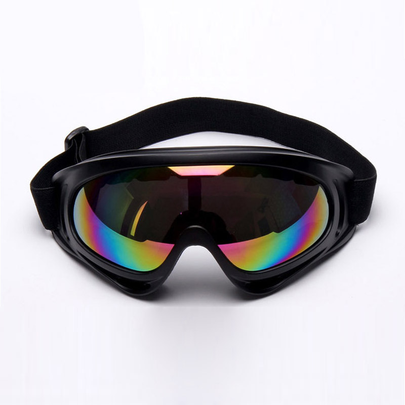 Outdoor ride driving goggles prevent dust impact resistant glasses 100% uv protection mountaineering, shooting, skiing #004(China (Mainland))