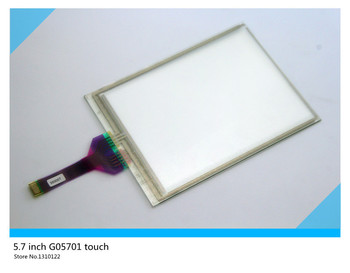 "5.7"" Touch screen panel digitizer G05701 for Korg Triton Triton Studio Trinity I30 GT/GUNZE USP 4484038"