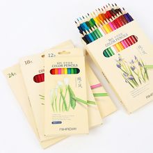 Buy Nature story color pencils drawing 36 different colores pencil set Crayon Stationery Office school supplies lapices 6988 for $3.60 in AliExpress store