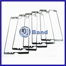 10pcs/lot 2014 New Arrival For Sony Xperia Z1 L39H L39T C6903 Premium Adhesive Sticker Tape  LCD Display Frame(China (Mainland))