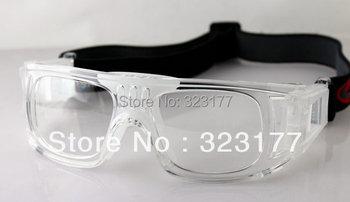 New Basketball Glasses Prescription football dribbling Goggles Black Clear RX futbol oculos baloncesto Eye Glass gafas deportes