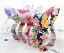 Large chrysanthemum pattern hair band hair accessories 56900