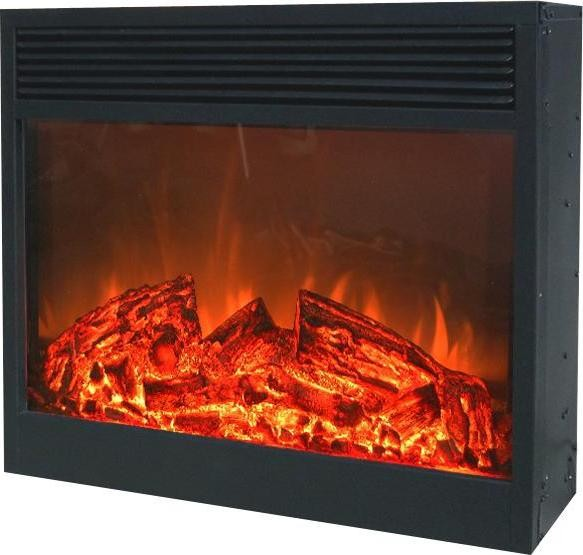 q 15 1 electronics fireplace insert fake flame electric