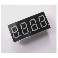 "10 PCS LD-5461AG 4 Digit 0.56"" GREEN 7 SEGMENT LED DISPLAY COMMON CATHODE(China (Mainland))"