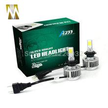 Buy COB LED H7 Car Headlight Kit 66W 6000Lm Auto Front Light H7 Fog Bulb 3000K Xenon White 6000K LED Headlamp H8 H3 H1 H11 9005 9006 for $27.44 in AliExpress store