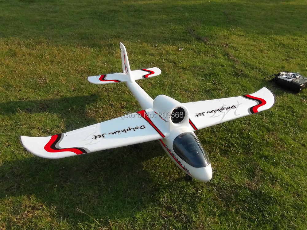 4CH EPO rc airplane RC jet/ RC aircraft/RC plane/ two power system Beginner Glider 1.1m wingspan EDF PNP version(China (Mainland))
