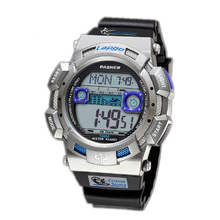 PASNEW 1002D waterproof 100m men digital Watch diving swiming digital watch stopwatch digital watches clock mens