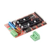 3D Printer Controller Board Module For Ramps 1.4 Reprap Prusa Mebdel New YKS