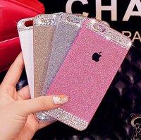 KULE New Luxury Bling Diamond case for iphone 6 plus Bling Rhinestone Diamond Crystal Glitter Hard Case Cover for Iphone 6 4.7