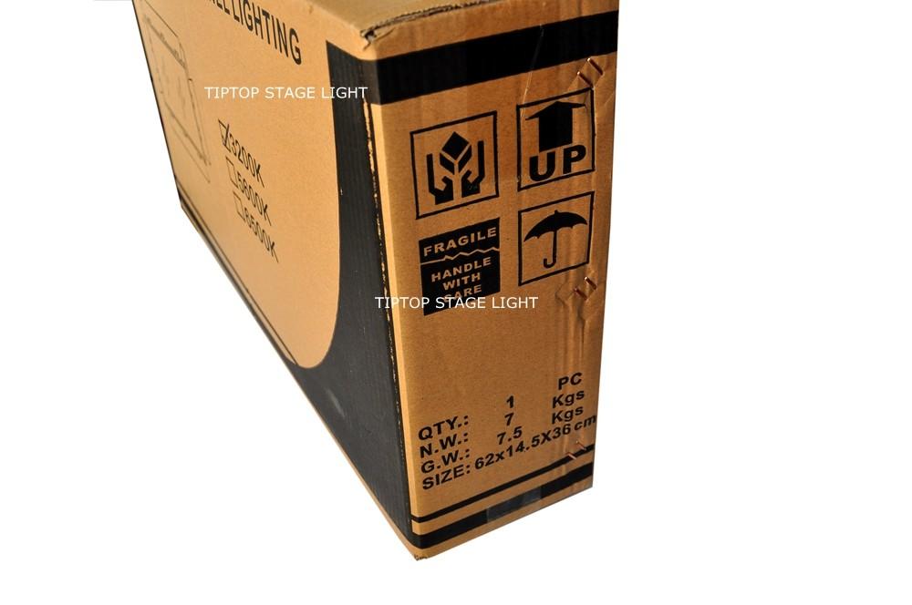 TP-019 150W White Led Panel Light 360×0.5W Warm White 3200K 90V-240V Studio Movie Light Import Edison Lamp 3 DMX Channels
