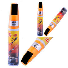 1 PCS Pen Black For Mend It Car Auto Pretty Paint Fine Scratch Repair Remover Polish (China (Mainland))