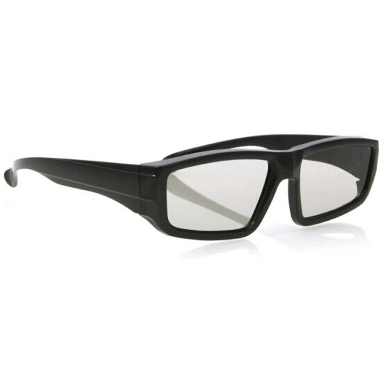 Plastic Frame and Lens Circular Polarized Passive 3D ...