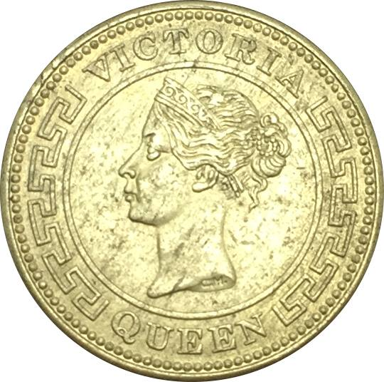 New Products India Gold Coin Victoria Queen 1891 Ceylon Quarter Cent 1/4 Brass Metal Copy Coins(China (Mainland))