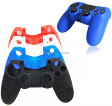 2015 New Silicone Skin Cover Case Protection Skin For SONY Playstation 4 PS4 Dualshock 4 Controller ps4