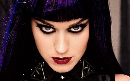 24X36 INCH / ART SILK POSTER / dark emo gothic fetish girl girls vampire cyber goth 1 Home Decoration Canvas Poster