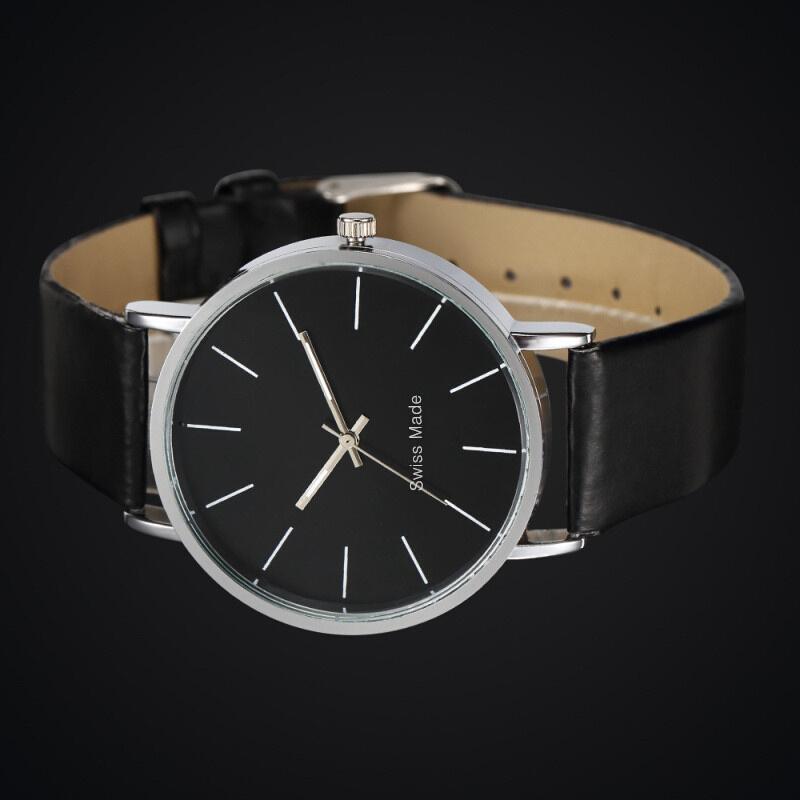 2015 Luxury Brand Watches Men Fashion Casual Sports Leather Watch Men's Military Watch Women Wristwatch Relogio Masculino Hombre