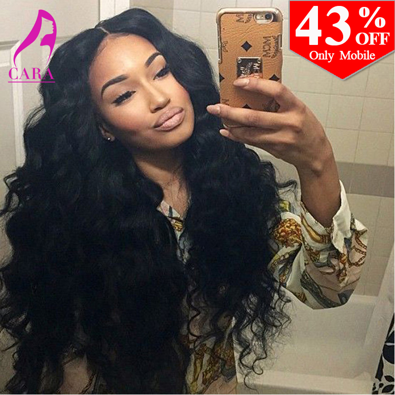 250% Density Brazilian Virgin Hair Body Wave Full Lace Human Hair Wigs For Black Women Lace Front Wig Glueless  Full Lace Wig<br><br>Aliexpress
