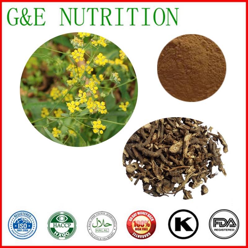 natural Chinese thorowax root / Radix Bupleuri Bupleurum Extract 1000g
