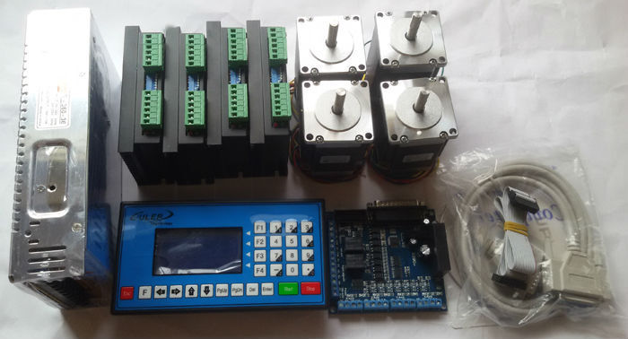 Mach3 cnc router 4 axis kit m542 4 axis 0 4 5a stepper 4 axis stepper motor controller