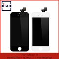 5PCS LOT For Apple iPhone 5 Display Screen LCD Assembly With Original Digitizer Glass No Dead