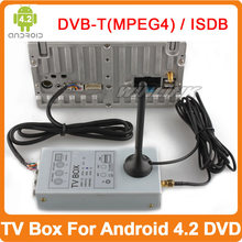 DVB-T MPEG4 ISDB-T / TV Box For Special Android 4.2/4.4 Car DVD Player.The Item Just Fit For our Car DVD(China (Mainland))