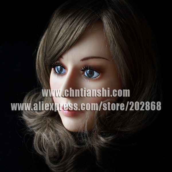 SH-12 party mask silicone female realistic masks - Guangzhou Usilicone chemical material Co.,Ltd store