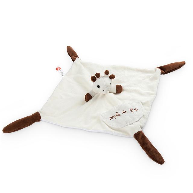 Новые детские игрушки платок Handkerchi милый мультфильм животных мягкой мочалкой плюшевые погремушка полотенце вызывного сигнала многофункциональный