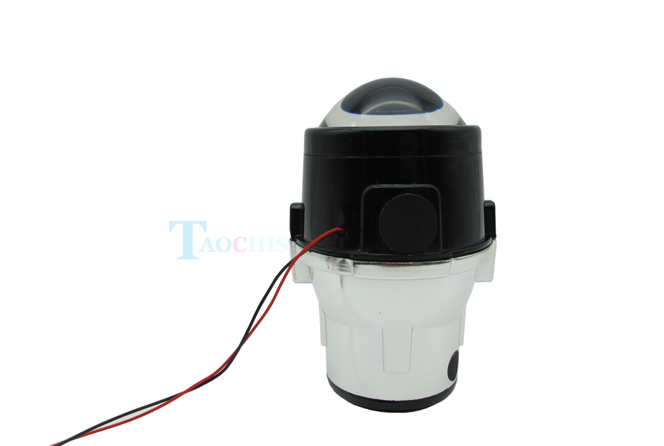 Taochis M6 Car-Styling Car 2.5 inch Hi/Lo High Low Beam FogLamp Projector Lens Bi-Xenon HID H11 fog light Bulbs Motorcycle