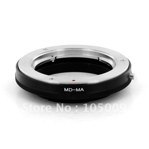 Minolta MD MC Lens MA ALPHA Mount Adapter Glass a550 a700 a900 a55 a65 a580 camera