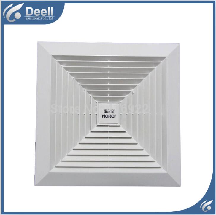 New 8 Inch For Window Mounted Bathroom Ventilation Fans Kitchen Exhaust Fan  Copper Motor Trepanned 20cm