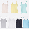 Fashion Sexy Women Bustier Tank Top Ladies Sport Elastic Tank Tops 2016 Summer Top Cropped Vest