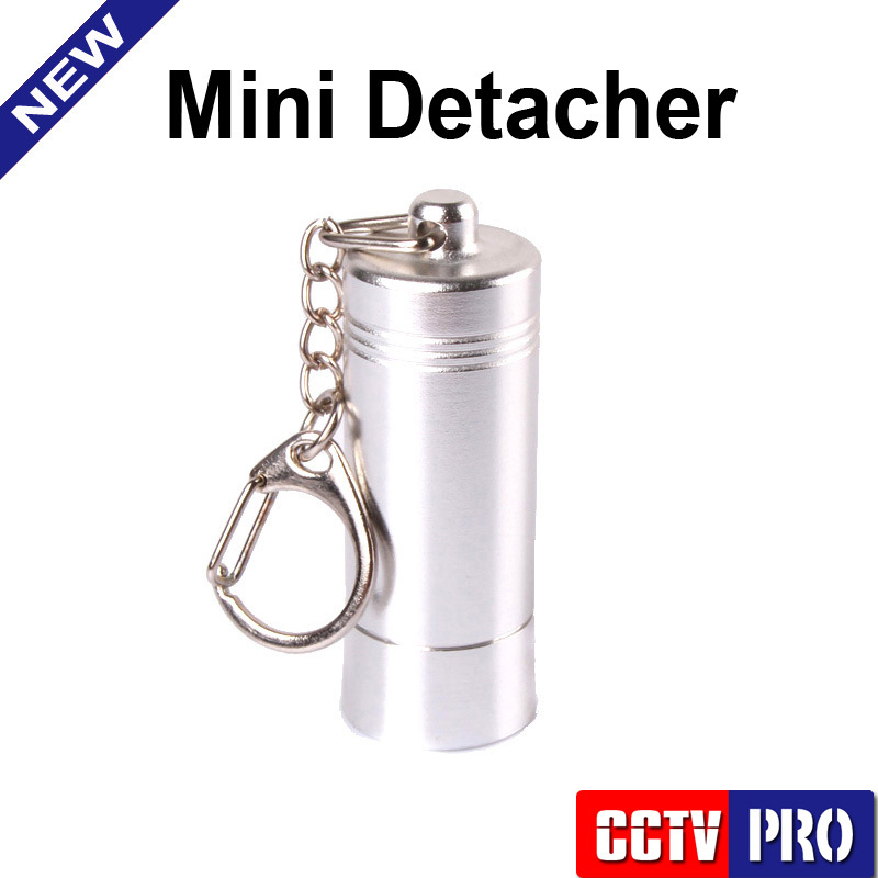Bullet Detacher Mini Eas Tag Detacher Alarm Remover for Stop Lock detacher Magnetic Force 4,500GS Freeshipping(China (Mainland))