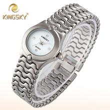 2015 fashion casual women quartz dress luxury gold watch analog bracelet wristwatch lady girl band alloy