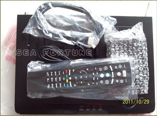 AZBOX PREMIUM HD PLUS + a real twin-tuner atellite receiver S2(China (Mainland))