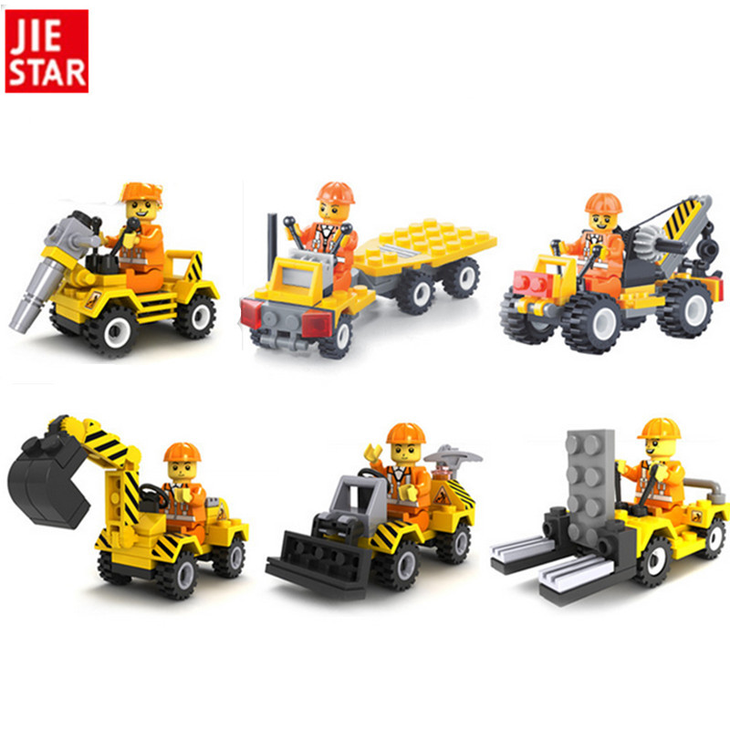 Construction Toys For Boys : Online buy wholesale citi small from china