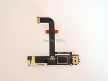 New original  USB plug charge Board with microphone For Lenovo K900 Smart Cell phone +2*screen films