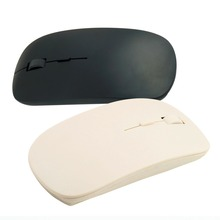2.4G Wireless Mouse Ultra-Thin 1200DPI Optical Mouse Mice with USB Dongle For Windows 2000 ME XP Vista 7 Laptop PC(China (Mainland))