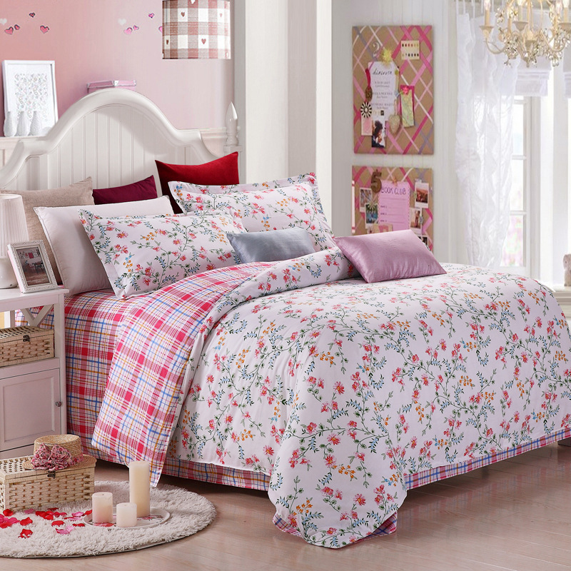 Fragrance bed sheets coating printing twill minimalist for Minimalist bed sheets