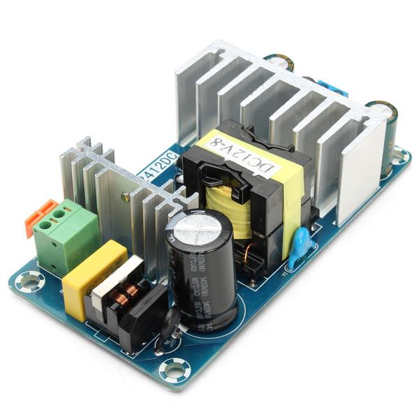 Гаджет  6A To 8A 12V Switching Power Supply Board AC-DC Power Module None Электронные компоненты и материалы