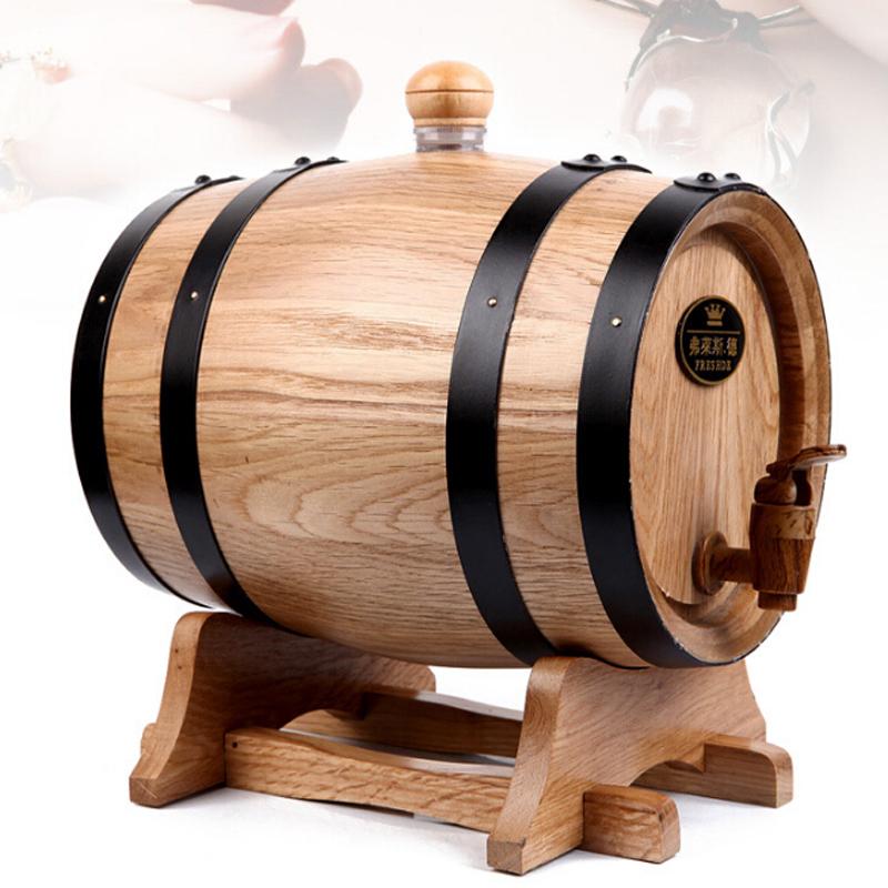 Barriles de madera compra lotes baratos de barriles de for Barriles de madera bar