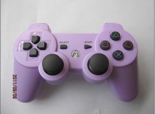 NEW 11Colors With Retail Box Joypad Joystick Wireless Controller for PS3 for Playstation3 Bluetooth Gamepad SIXAXIS Controle(China (Mainland))